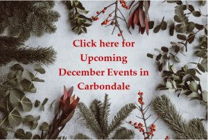 2018 December Events in Carbondale
